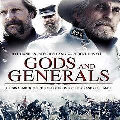 God And Generals OST (CD3) - David Wingo