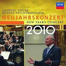 Neujahrskonzert 2010 CD 1 - Georges Prêtre,Wiener Philharmoniker