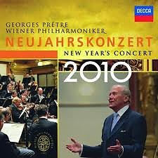 Neujahrskonzert 2010 CD2 - Wiener Philharmoniker,Georges Prêtre