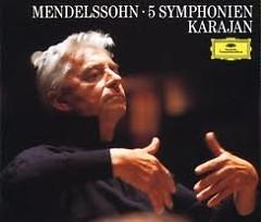 Mendelssohn:5 Symphonien CD1