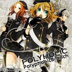 POLYHOLIC (CD1) - PolyphonicBranch