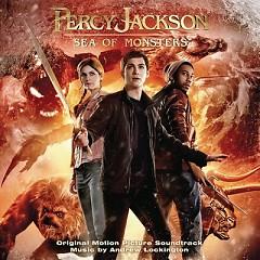 Percy Jackson: Sea Of Monsters OST (Pt.1) - Andrew Lockington