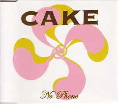 No Phone France Promo CD - Cake