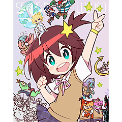 Uchuu Patrol Luluco Original Soundtracks & Audio Dramas CD1