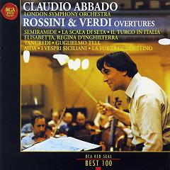 Overtures Rossini & Verdi
