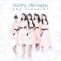 sky traveler - Dorothy Little Happy