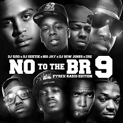 N.O. To The B.R. 9 (CD1)