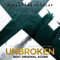 Unbroken (Score) (Promo) CD2 (P.2) - Alexandre Desplat
