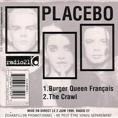 Burger Queen Français, Radio 21 (Belgian Promo) (Acoustic)