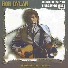 The Genuine Supper Club Soundboards (CD1)