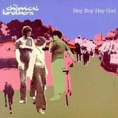 Hey Boy, Hey Girl (Singles)