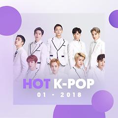 Nhạc Hàn Hot Tháng 1/2018 - Various Artists