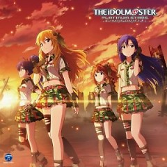 THE IDOLM@STER PLATINUM MASTER 02 Bokutachi no Resistance