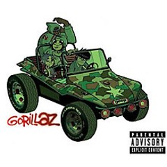Gorillaz (US Reissue) (CD1)