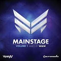 Mainstage Vol 1 (Mixed By W&W) (Radio Edit Version) (CD1)