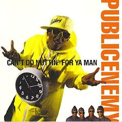 Can't Do Nuttin' For Ya Man (CD single)