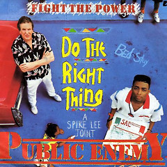 Fight The Power (CD Single)