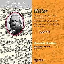 The Romantic Piano Concerto, Vol. 45 – Hiller