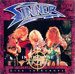 In The Line Of Fire (Live In Europe)