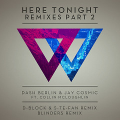 Here Tonight (Remixes, Part 2) - EP
