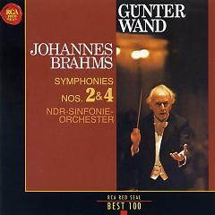 Brahms Symphonies Nos 2 & 4