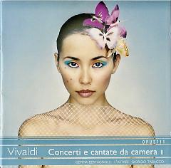 Concerti E Cantate Da Camera II CD2