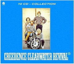 Live In Europe - Box set - Creedence Clearwater Revival