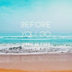 Before You Go - Noh Min Woo
