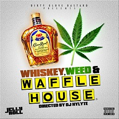 Whiskey, Weed & Waffle House (CD2) - Jelly Roll