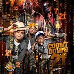 Street Executives Countdown 21 (CD2)