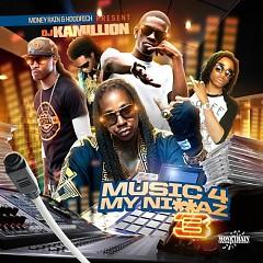 Music 4 My Niggaz 3 (CD2)
