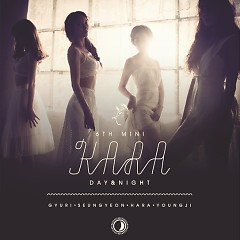 Day & Night (6th Mini Album) - KARA