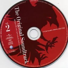 Tokyo Ravens Original Soundtrack Vol.2 CD1