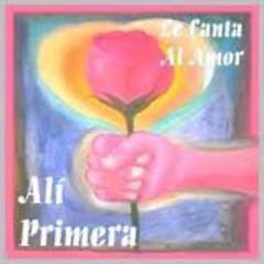 Le Canta Al Amor - Ali Primera