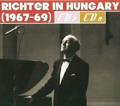 Richter In Hungary CD8 No. 1