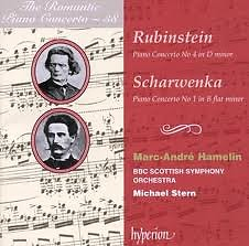 The Romantic Piano Concerto, Vol. 38 – Rubinstein & Scharwenka
