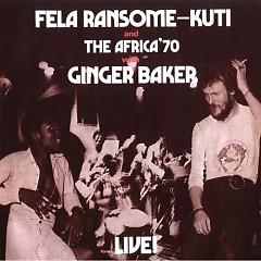 Fela Kuti Live!!