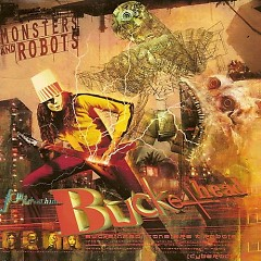 Monster And Robots