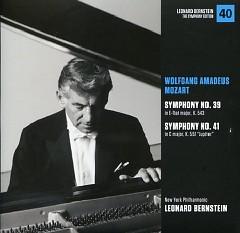 Wolfgang Amadeus Mozart – Symphonies No 39 & No 41