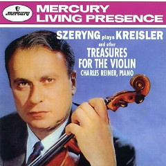 The Collector's Edition CD 40 Szeryng - Szeryng Play Kreisler And Other Treasures