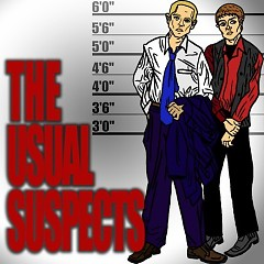 The Usual Suspects (CD1)