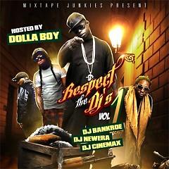 Respect The Dj's (CD1)