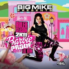 Ruler Season 2K11: Barbie Proof (CD2)
