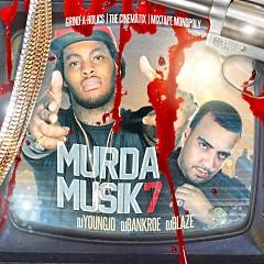 Murda Musik 7 (CD1)