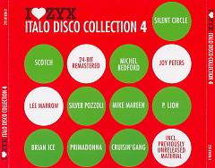 I Love ZYX Italo Disco Collection 4 cd3