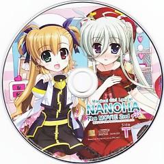 Mahou Shoujo Lyrical Nanoha The MOVIE 2nd A's Drama CD -Side T-