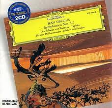 Sibelius:Symphonien Nos. 4-7 CD1