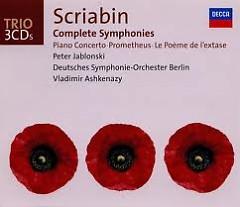 Scriabin: Complete Symphonies CD2