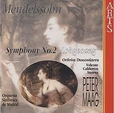 Mendelssohn Symphonies Nos. 2 - Madrid Symphony Orchestra,Peter Maag