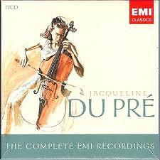 Jacqueline Du Pre: The Complete EMI Recordings CD1